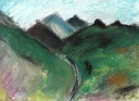 Provence Alps Pastels 2